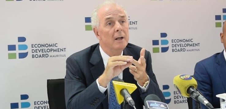 L'Economic Development Board renvoie son CEO François Guibert