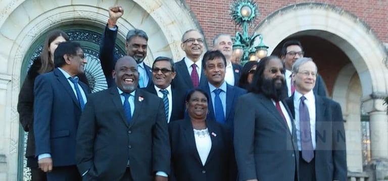 [Chagos] Victoire de Maurice à l'Onu : «Le travail commence maintenant», dit Bancoult (audio)