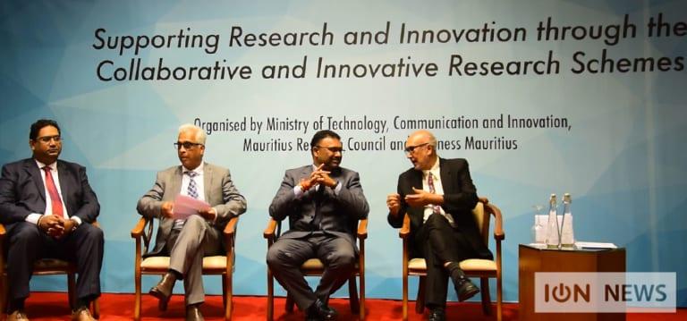 [Vidéo] Le Mauritius Research Council se met à l'heure de l'innovation