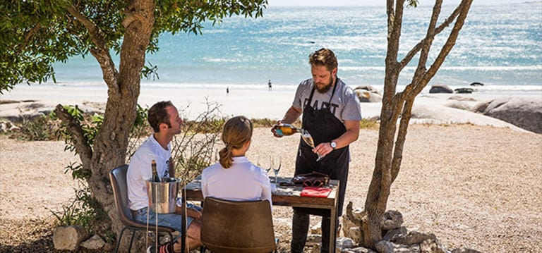 Le meilleur restaurant au monde est Sud-Africain, n'a que de 20 couverts et sert des produits locaux