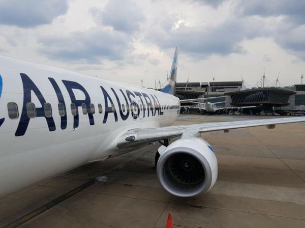 Coronavirus : Air Austral suspend ses vols vers Guangzhou à partir du 8 février