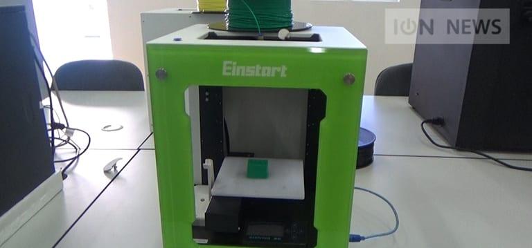 [Vidéo] L'imprimante 3D gratuite pour les étudiants et les PME