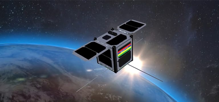 [Vidéo] Le premier satellite mauricien en orbite en septembre