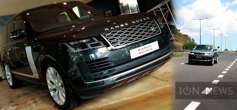 [Vidéo] Range Rover lance deux modèles de SUV hybride à Maurice