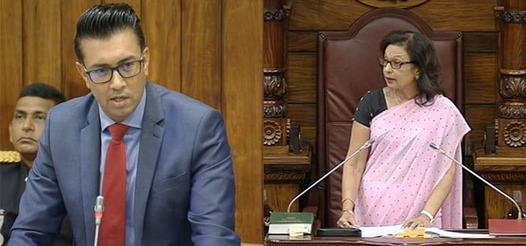 [Audio] Suspendu du Parlement, Mohamed dit être exclu exprès des débats budgétaires