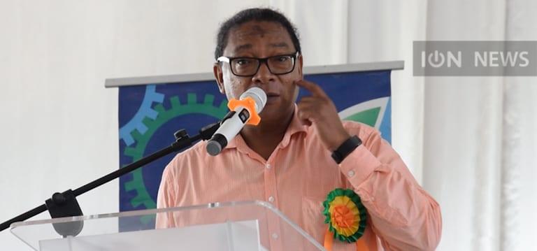 [Vidéo] JIOI 2019 : Pas de problème dans la préparation des athlètes, affirme Toussaint