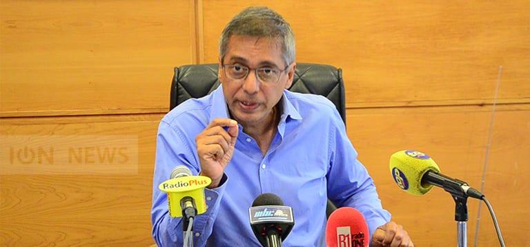 Rapport de l'Electoral Commission Boundaries :  Xavier Luc Duval : « Certaines choses vont dans la bonne direction »