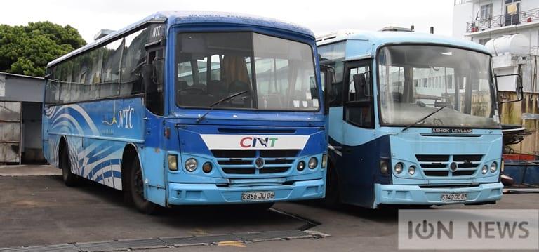 Lignes non rentables : La CNT se dote de quatre minibus