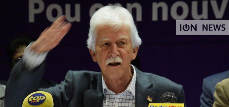 [Vidéo] Paul Bérenger critique Jugnauth et sa façon de gouverner en pleine crise Covid-19