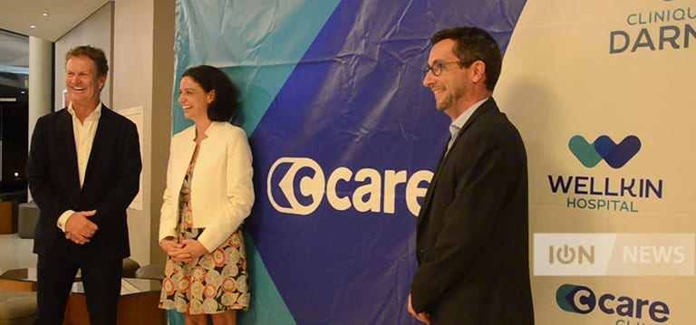 [Vidéo] Les cliniques Darné et Wellkin regroupées sous le label C-Care