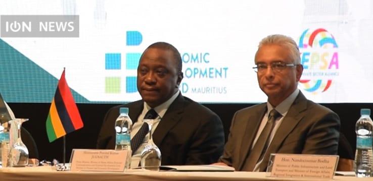 [Vidéo] Les exportations de Maurice vers le Kenya sont passées à Rs 1,3 milliard en 5 ans