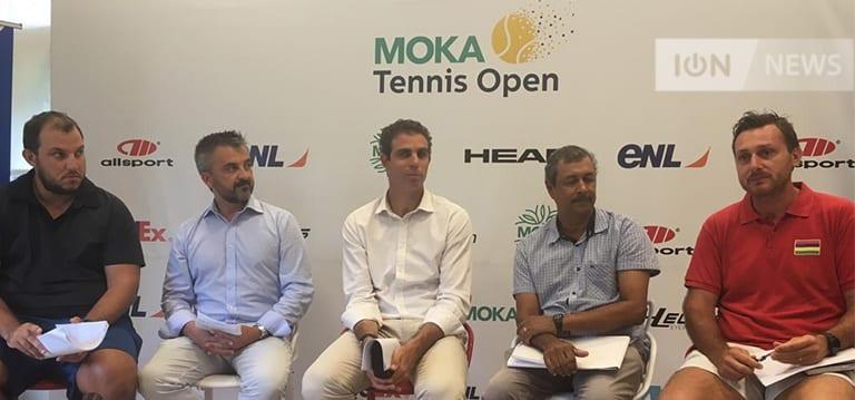 [Vidéo] Moka Tennis Open : La smart city accueille ce premier tournoi du 13 au 28 avril