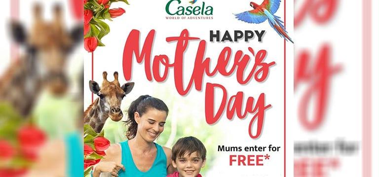 Casela ouvre gratuitement ses portes aux mamans pour la fête des mères