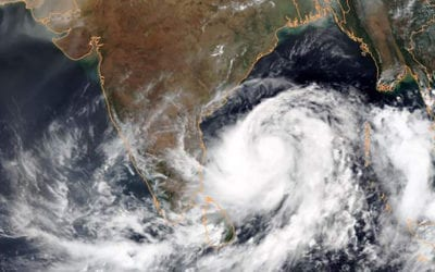Cyclone Fani en Inde : 3 morts et plus d'un million d'évacués