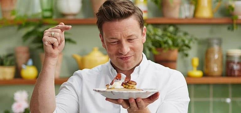 La chaîne de restaurants de Jamie Oliver en faillite au Royaume-Uni