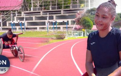 [Un sportif, des valeurs] Noemi Alphonse : «Mon courage vient de mes parents»