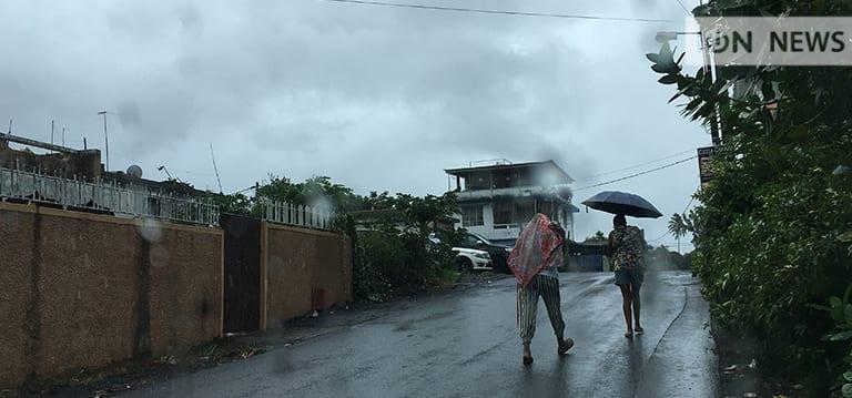 [Audio] Un samedi sous la pluie