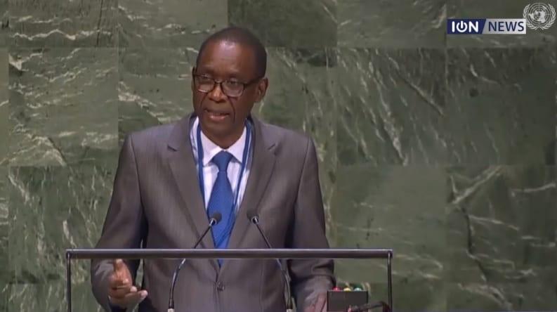 [Vidéo] Chagos: les pays africains invités à voter en faveur de Maurice en faisant «le choix de la justice et de l'Etat de droit»