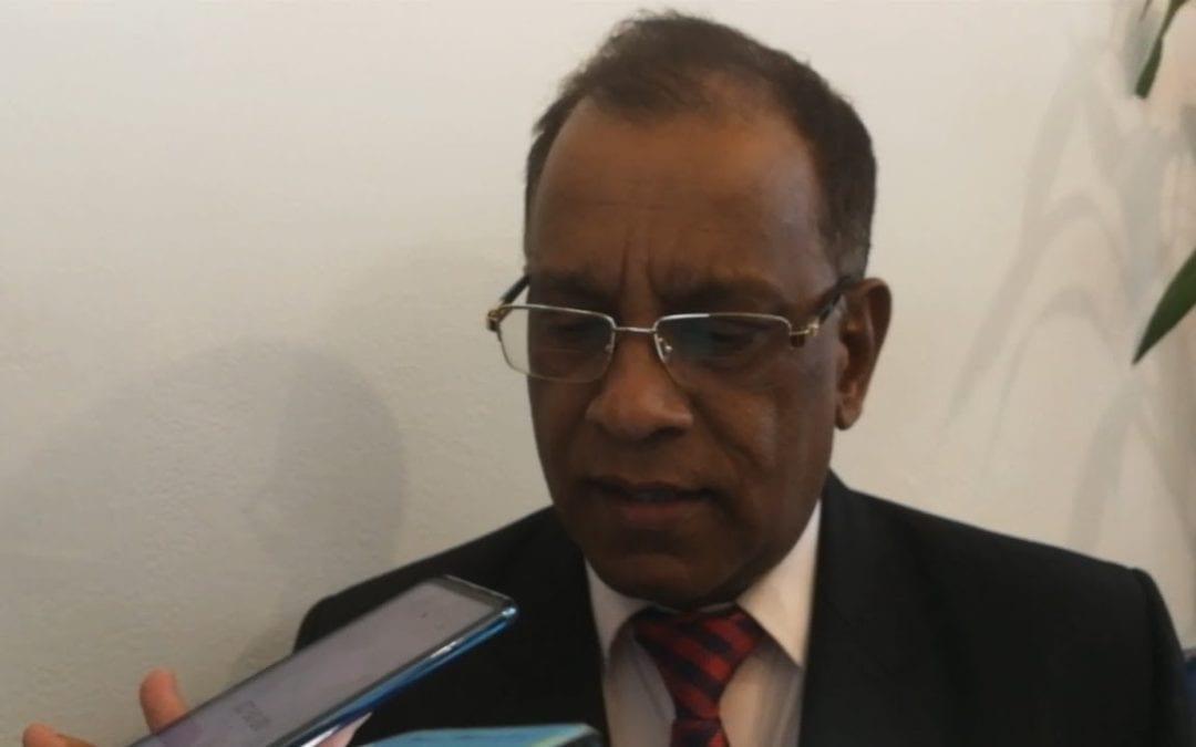 [Exportations] Sunil Bholah : « Il y a un manque de travailleurs spécialisés »