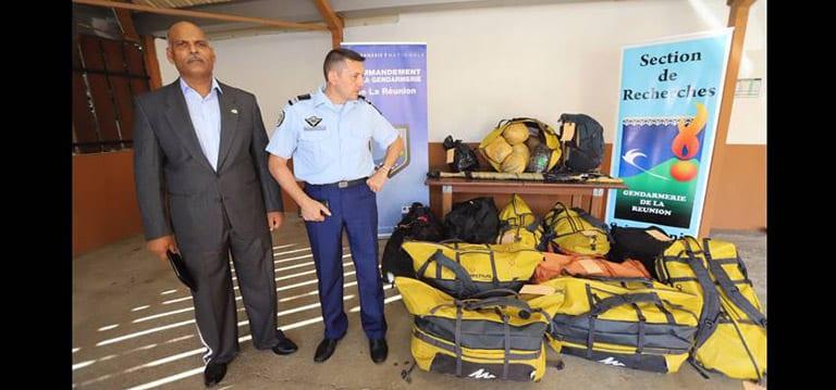 142 kilos de zamal saisis à La Réunion : l'équipage du bateau mauricien recherché