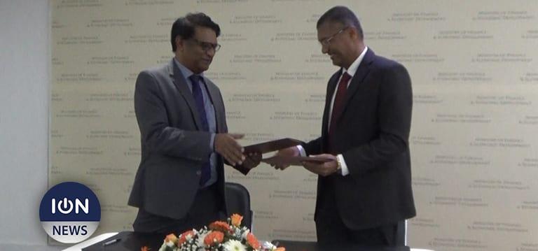[Vidéo] Signature d'un accord pour la «bancabilité » des zones économiques spéciales en Afrique
