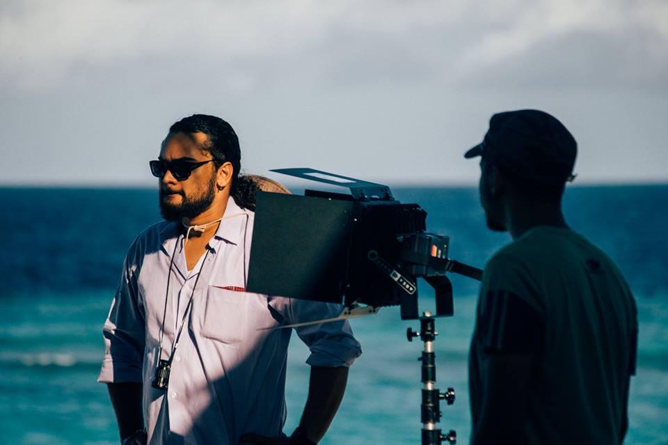 Le cinéaste mauricien Jon Rabaud en route pour les Etats-Unis
