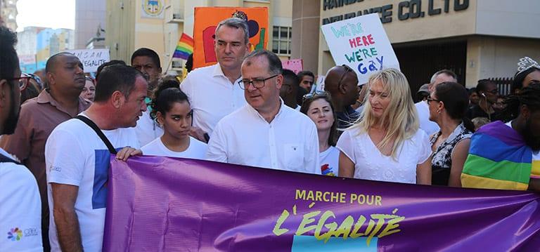 [Vidéo] Le CAEC demande aux partis de reconnaitre les droits LGBT dans leurs manifestes
