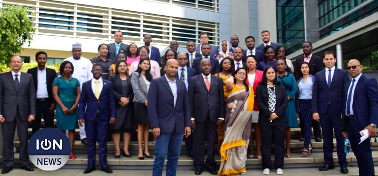 [Vidéo] Règles du commerce : 30 fonctionnaires d'Afrique se forment à Maurice
