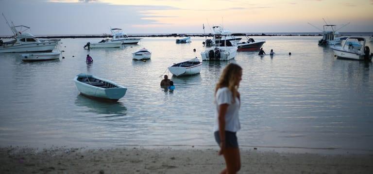 Un Espagnol ayant purgé Rs 3,5 millions d'héroïne sur la plage deFlic-en-Flacarrêté