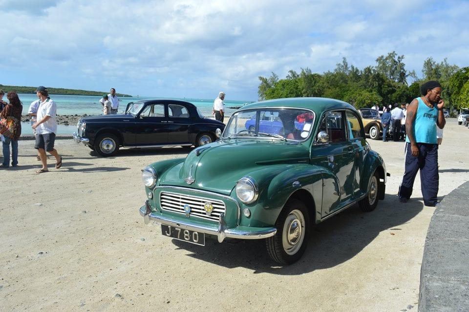 [Audio] Défilé de voitures vintage en hommage à Gian Dassoo
