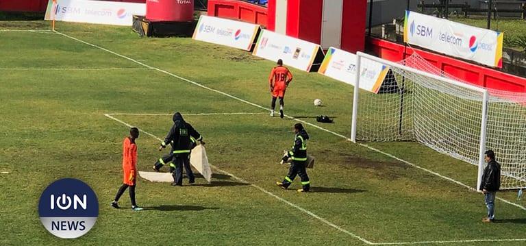 [Vidéo] A quelques minutes du match Maurice/Mayotte, les supporters affichent la confiance