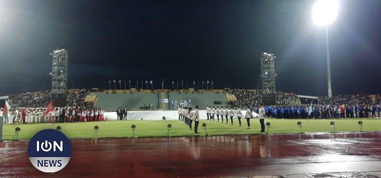 [Live] JIOI 2019 : Suivez la cérémonie d'ouverture au stade Anjalay