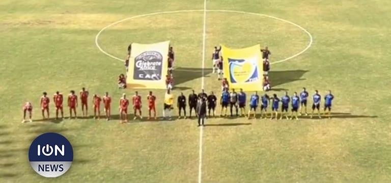 [Live – JIOI 2019] Foot : Le Club M affronte les Seychelles en phase éliminatoire