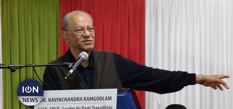 [Vidéo] Ramgoolam dénonce la campagne de calomnie qui se prépare contre lui