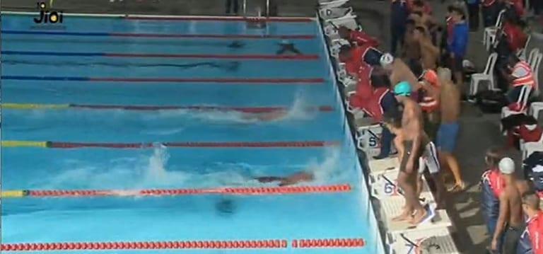[Vidéo] JIOI 2019 : Les Réunionnais s'imposent dans les épreuves de relais en natation