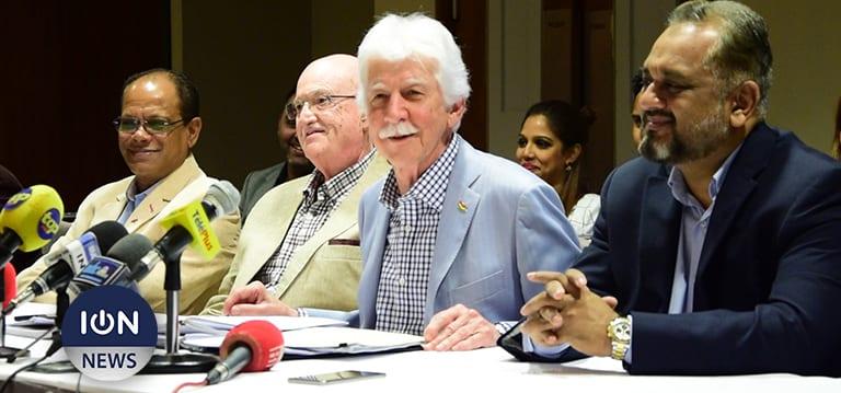 [Vidéo] Bérenger: Qu'on fasse disparaitre l'ADSU et l'ICAC après les prochaines législatives