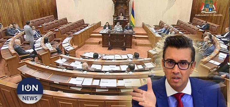 [Audio] Le PTr absent du Parlement : Cette séance est une perte de temps, dit Mohamed