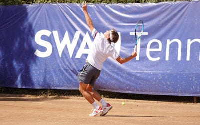 Swan Tennis Open: Zara Lennon et Jason Espitalier-Noël remportent la finale