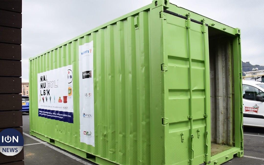 [Vidéo] Plastic Industry Mauritius ouvre son service de recyclage au public