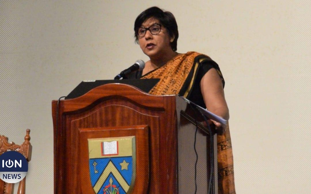 [Vidéo] Dookun : Le dossier Chagos à l'Onu entre au cursus d'histoire en Grades 8 et 9
