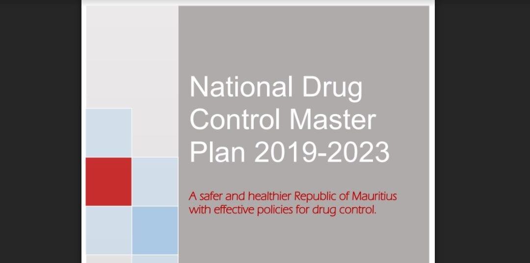[Document] Lisez le National Drug Control Master Plan 2019-2023 pour Maurice
