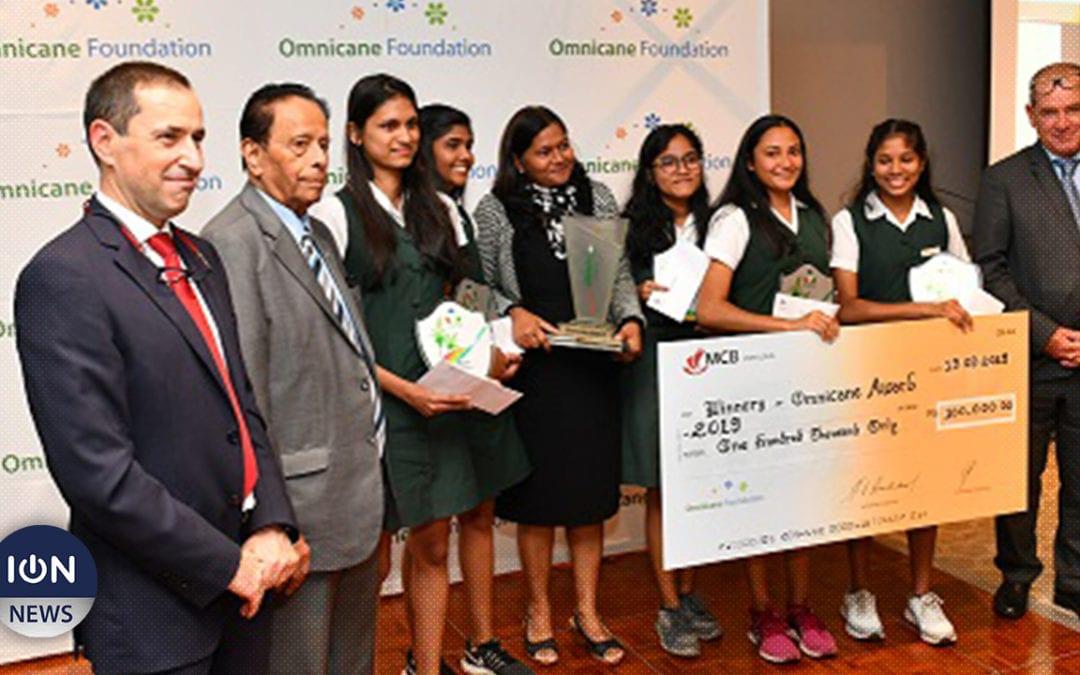 [Vidéo] Omnicane Awards : L'équipe du QEC prône le kreol à l'école