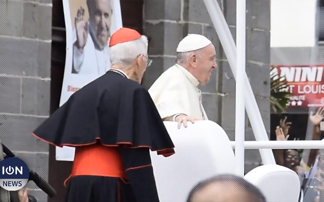 Cardinal Piat : Le pape François «nous remet devant nos responsabilités»