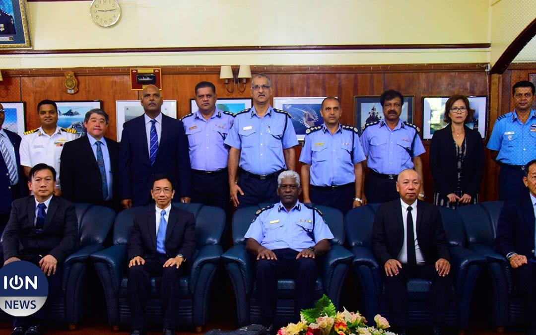 [Vidéo] La Mauritius Police Force veut suivre l'exemple de Singapour