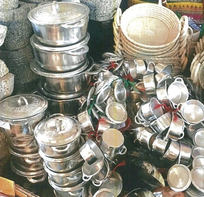 La Réunion interdit marmites et karay malgaches en aluminium