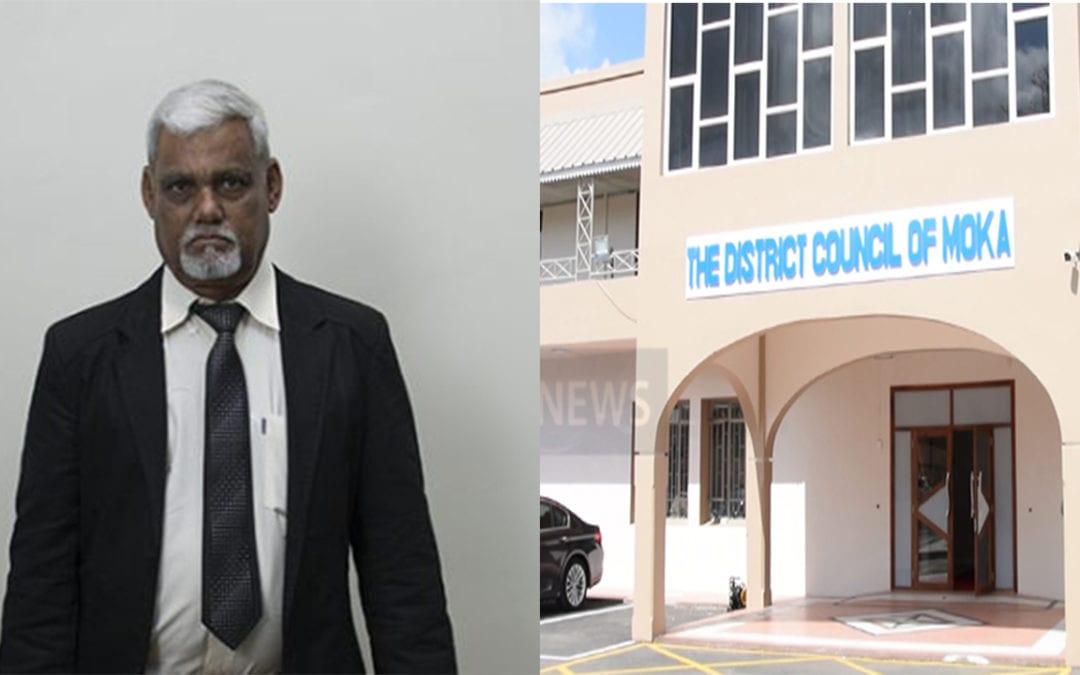 [Audio] Moka: Vijaye Busawon quitte la présidence du conseil de district