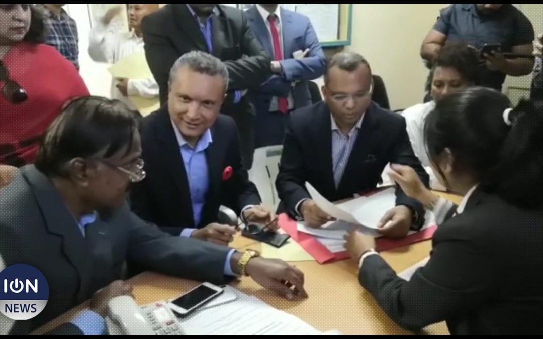 [Vidéo] L'Alliance nationale du PTr-PMSD «confiante que la population fera le bon choix»