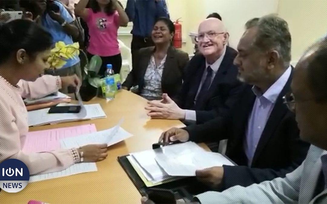 [Vidéo] Bhagwan : « La jeunesse compte beaucoup sur nous »
