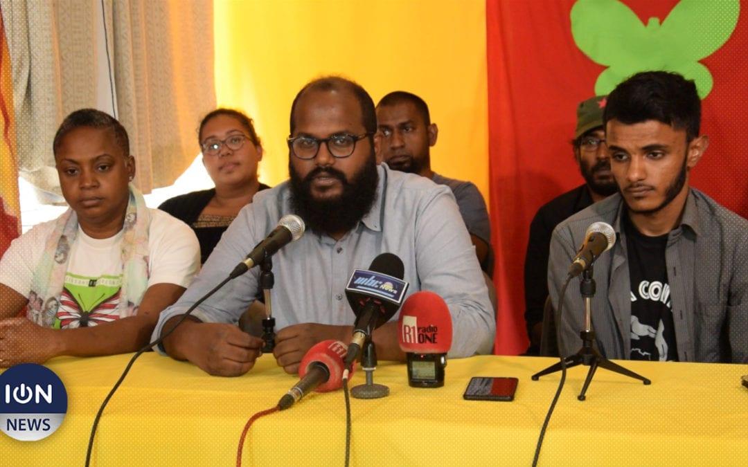 [Vidéo] ReA n'alignera aucun candidat si l'obligation de la déclaration ethnique est maintenue