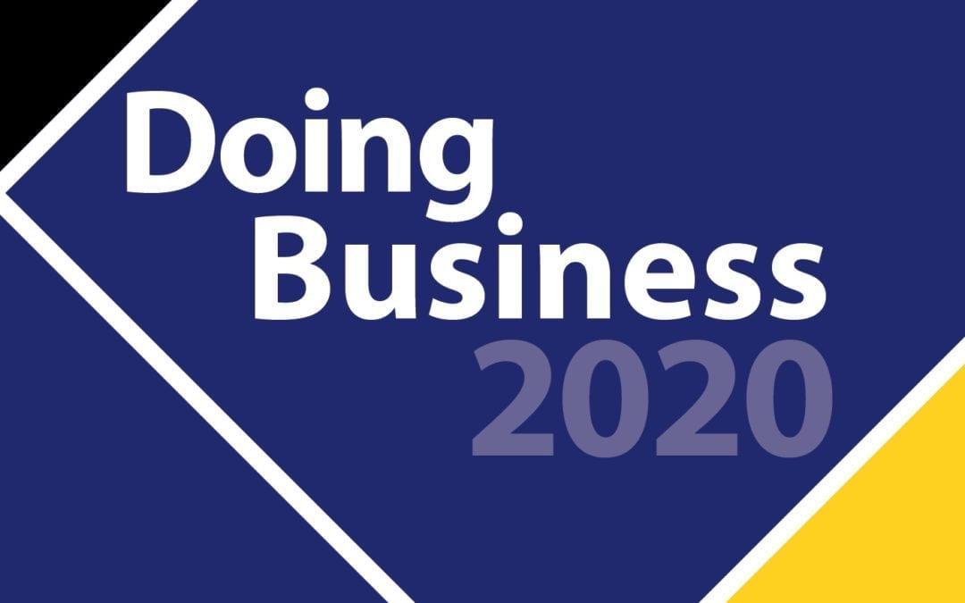 [Document] 13e au monde, Maurice réussit son meilleur classement dans l'indice Ease of Doing Business